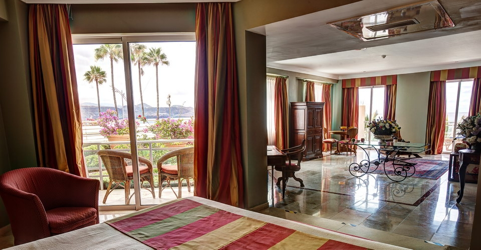 Sea View Suite with Free SPA-6