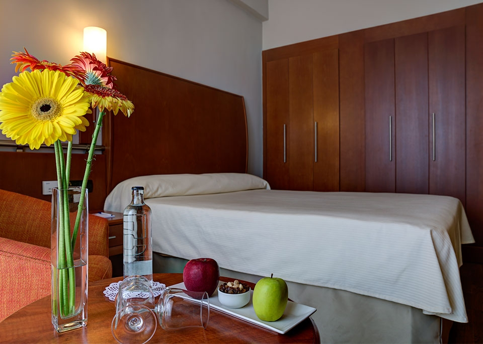 Single Room with Free Spa-1